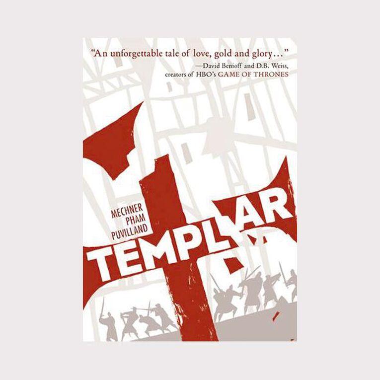 Templar by Jordan Mechner, , hi-res