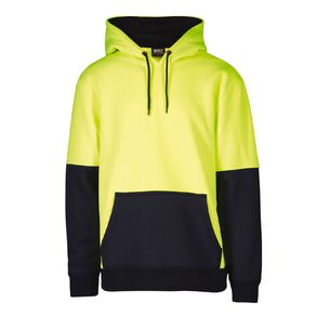 Rivet High Visibility Day Compliant Pullover Hooded Sweatshirt