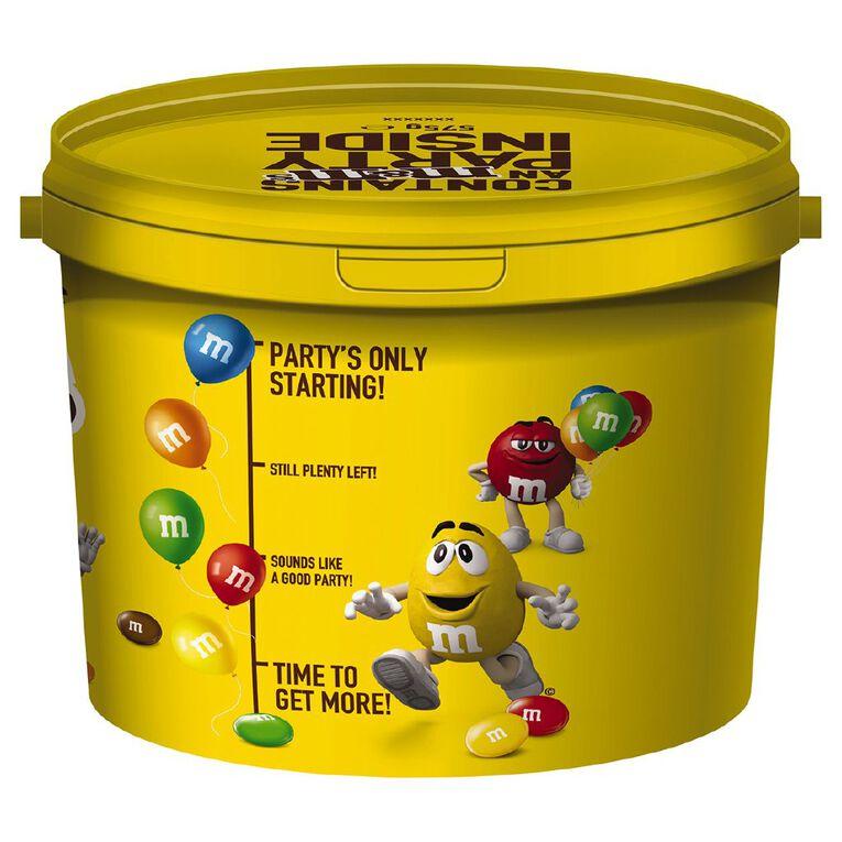 M&M's Peanut Bucket 575g, , hi-res