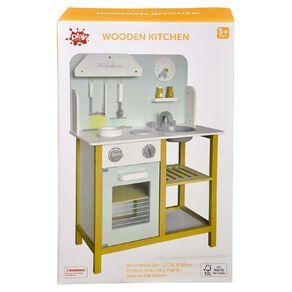 Play Studio Wooden Kitchen