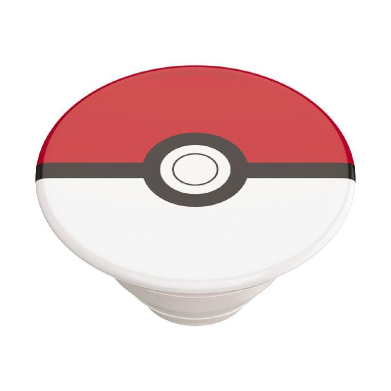 Popsockets Popgrip Standard Licenced Pokeball, , hi-res