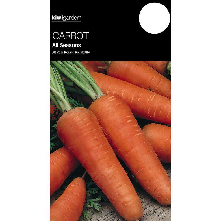 Kiwi Garden Carrot All Seasons, , hi-res