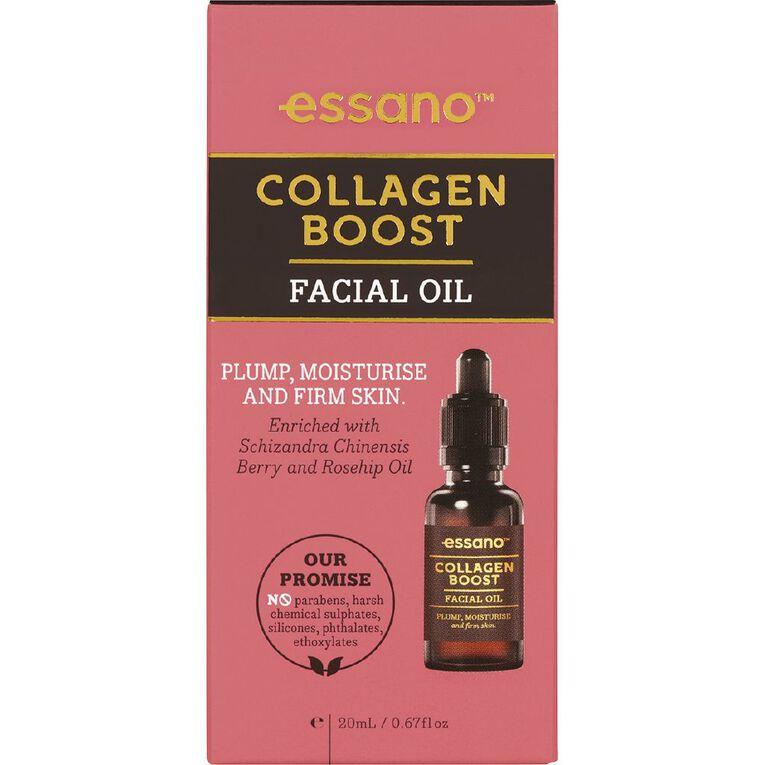 Essano Collagen Booster Oil 20ml, , hi-res