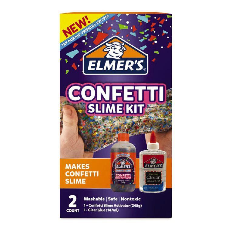 Elmer's Confetti Slime Kit, , hi-res