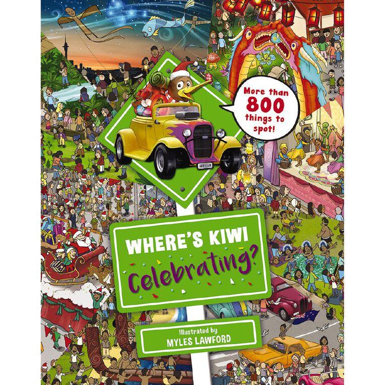 Where's Kiwi Celebrating?, , hi-res