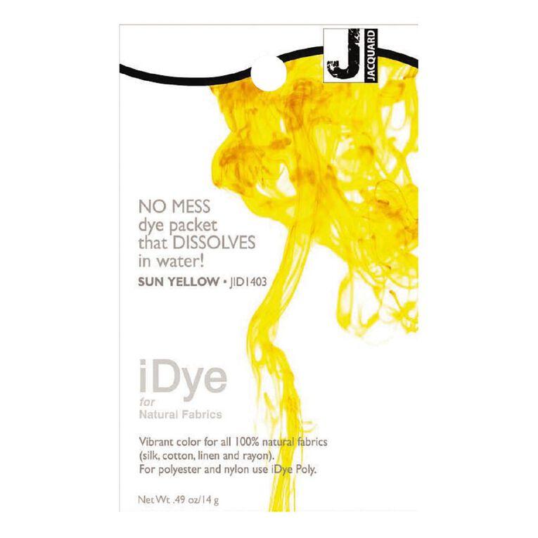 Jacquard iDye 14g Sun Yellow, , hi-res