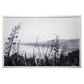 Living & Co The Look Out Framed Print 60 x 90 x 2.3cm