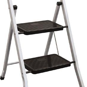Bulldog 2 Step Steel Ladder