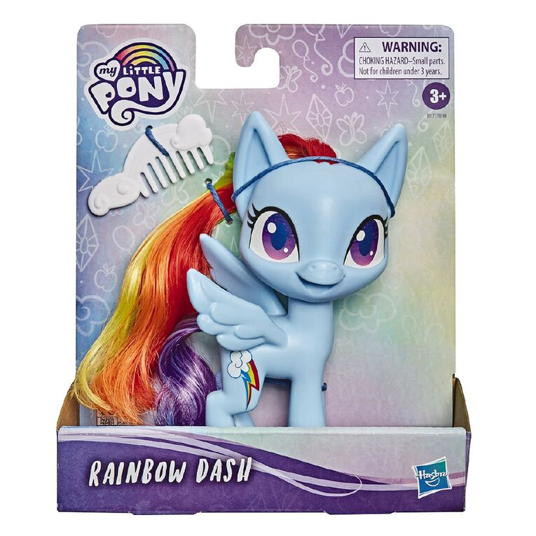 My Little Pony 6 Inch Pony Friends Assorted, , hi-res