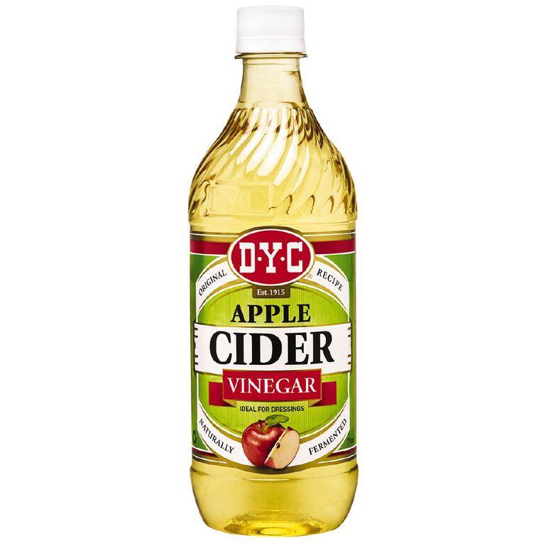 DYC Apple Cider Vinegar 750ml, , hi-res