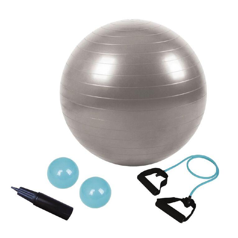 Active Intent Fitness Pilates Ball Kit, , hi-res