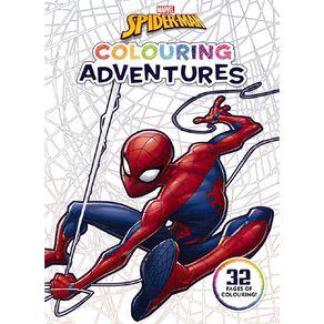 Spider-Man: Colouring Adventures