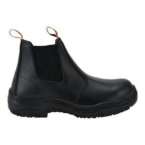 Rivet Omgee Slip On Steel Toe Work Boots