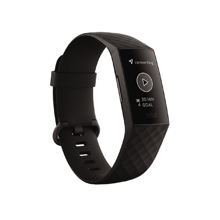 Fitbit Charge 4 Black, , hi-res
