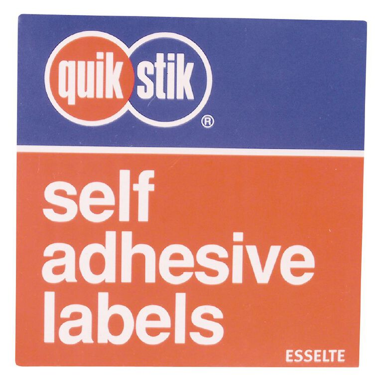 Quik Stik Labels Dots Mc14 1050 Pack Green, , hi-res image number null