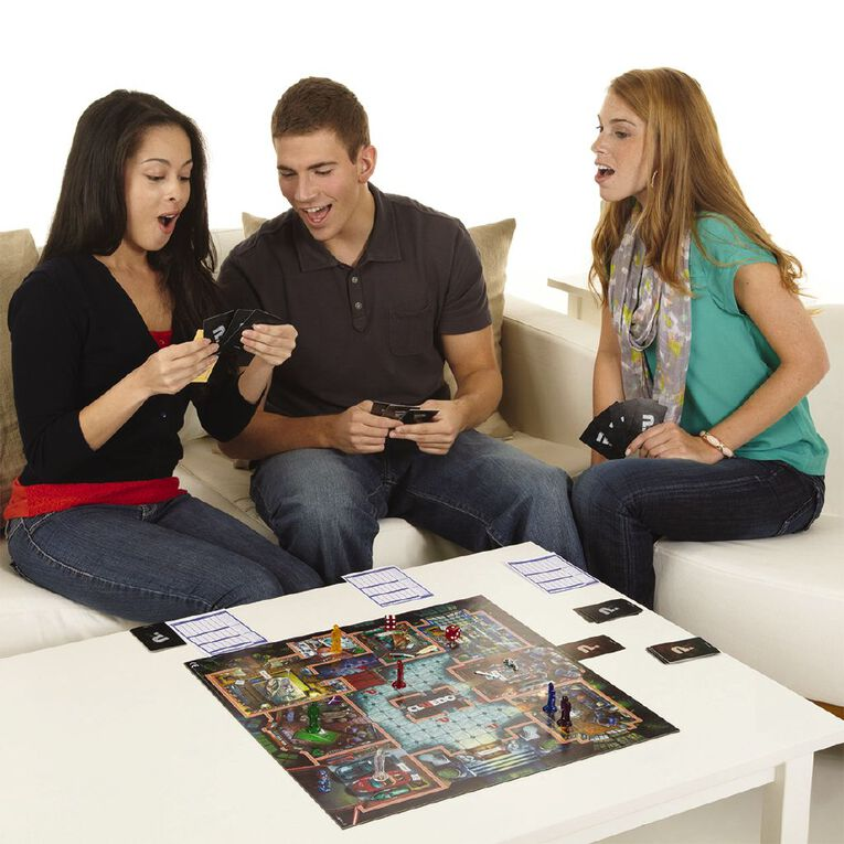 Cluedo Board Game, , hi-res