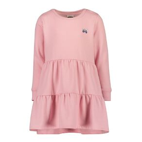Young Original Tiered Sweater Dress