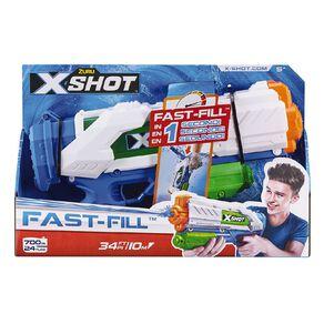 Zuru X-Shot Water Warfare Fast Fill Soaker