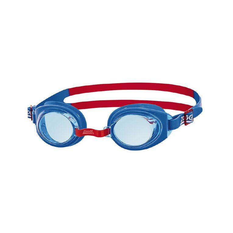 Zoggs Ripper Junior Goggles Blue, , hi-res