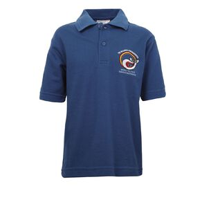 Schooltex TKKM Aniwaniwa Short Sleeve Polo with Embroidery