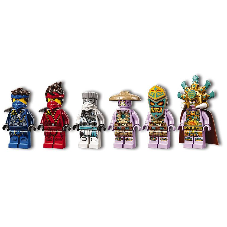 LEGO Ninjago Catamaran Sea Battle 71748, , hi-res image number null