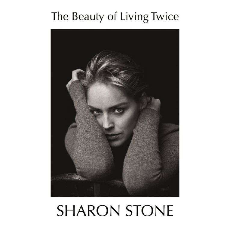 The Beauty of Living Twice by Sharon Stone, , hi-res