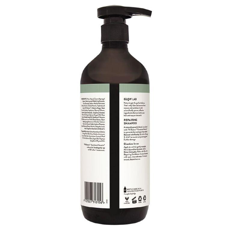 Glow Lab Shampoo Repairing 600ml, , hi-res