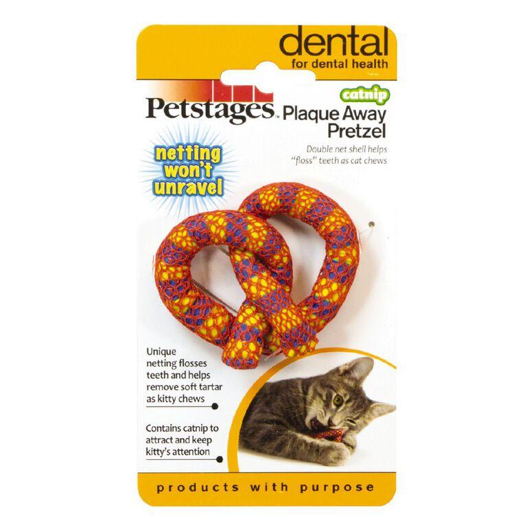 Petstages Plaque Away Pretzel, , hi-res