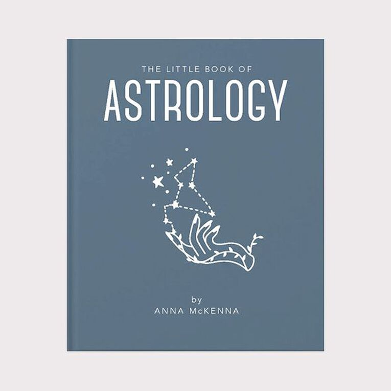 The Little Book of Astrology by Anna McKenna, , hi-res
