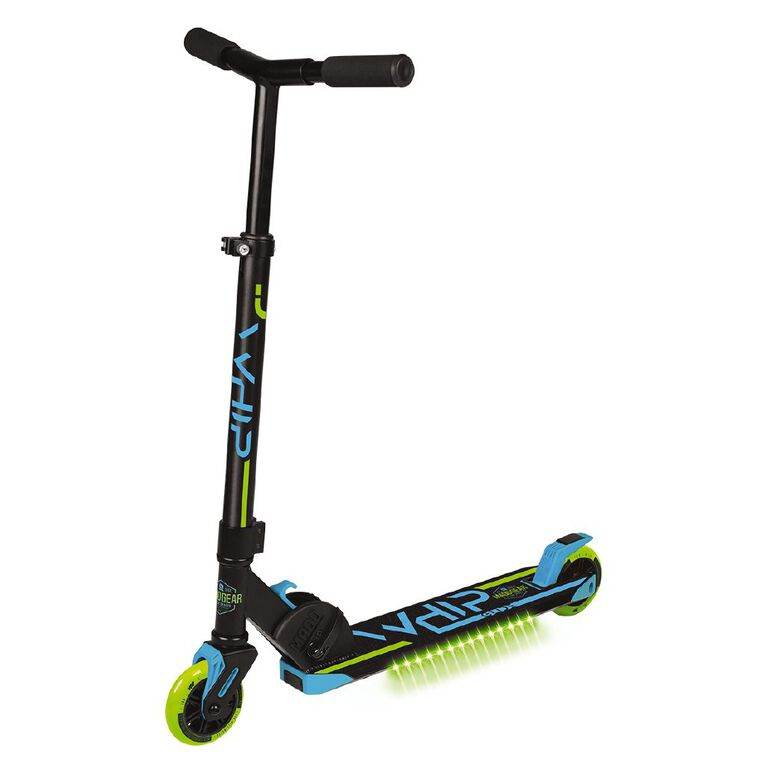 MADD Whip Glide Scooter Blue/Green, , hi-res image number null