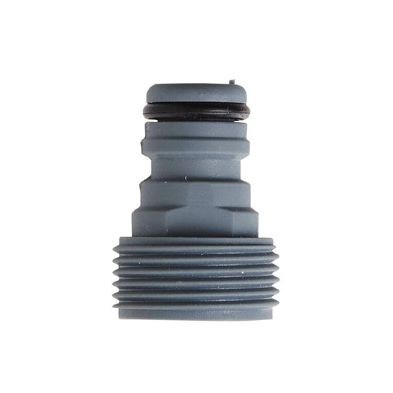 Kiwi Garden Sprinkler Tap Adaptor Grey, , hi-res