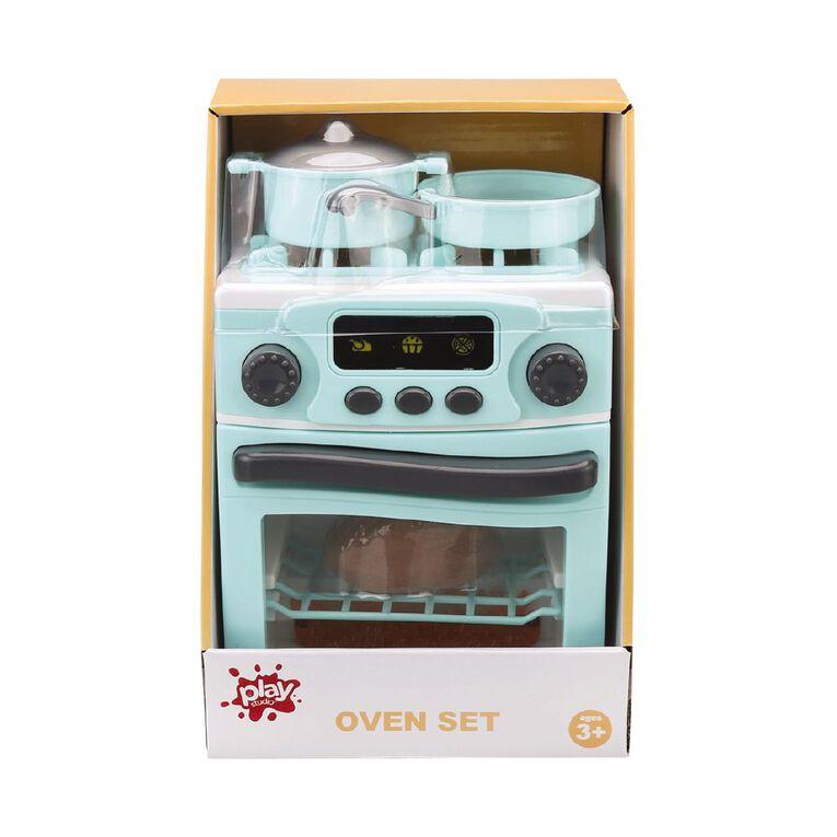Play Studio Oven Set, , hi-res