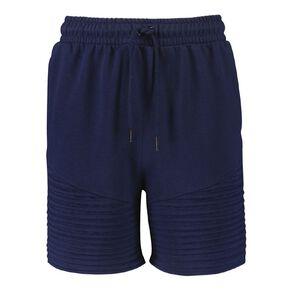 Young Original Boys' Knit Moto Shorts