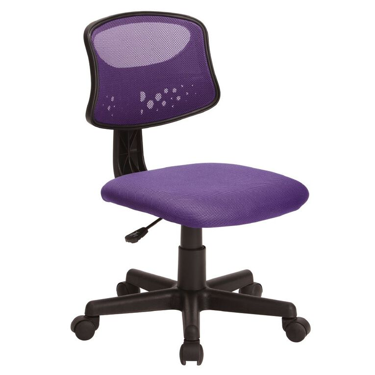 Workspace Tampa Chair Purple, , hi-res