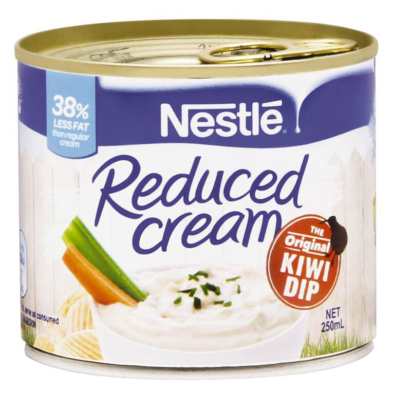 Nestle Reduced Cream 250g, , hi-res