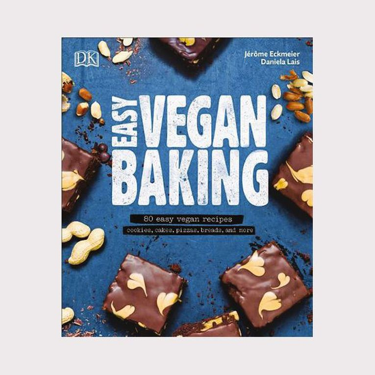 Easy Vegan Baking by Daniela Lais & Jerome Eckmeier, , hi-res
