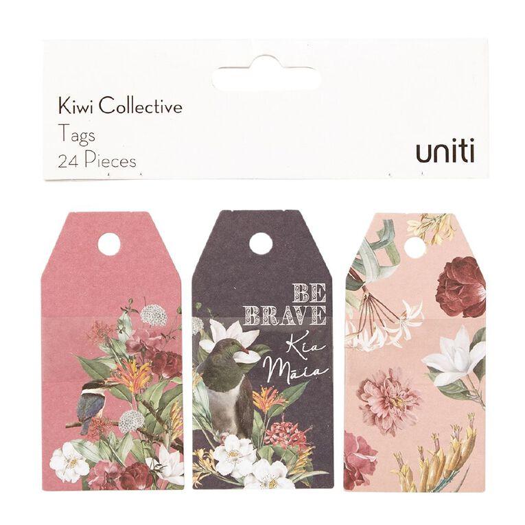 Uniti Kiwi Collective Tags, , hi-res