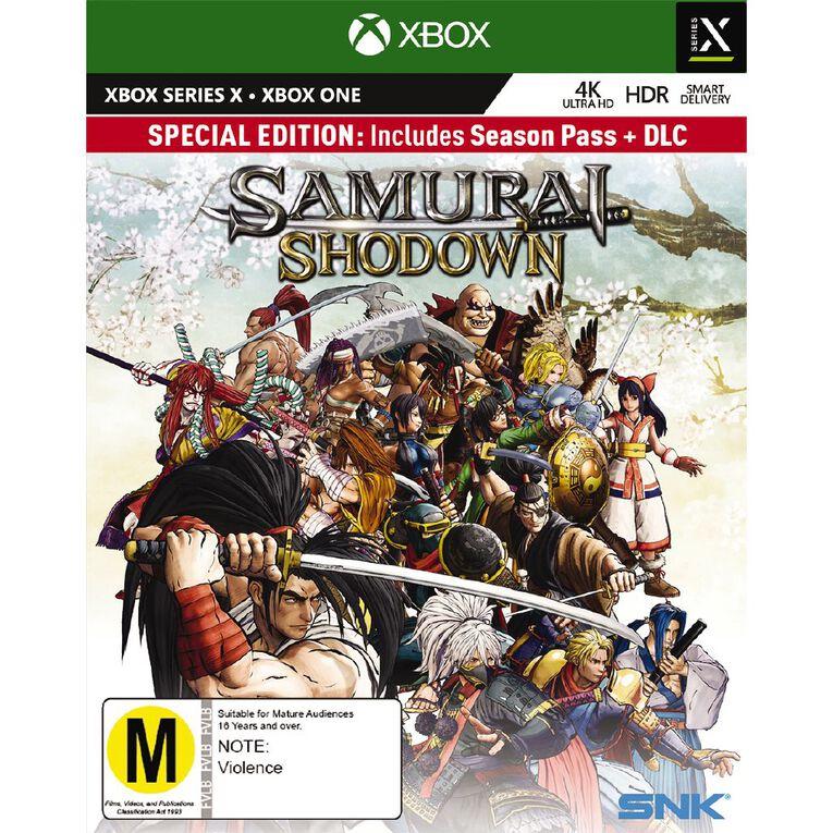 Xbox Series X Samurai Shodown Enhanced, , hi-res