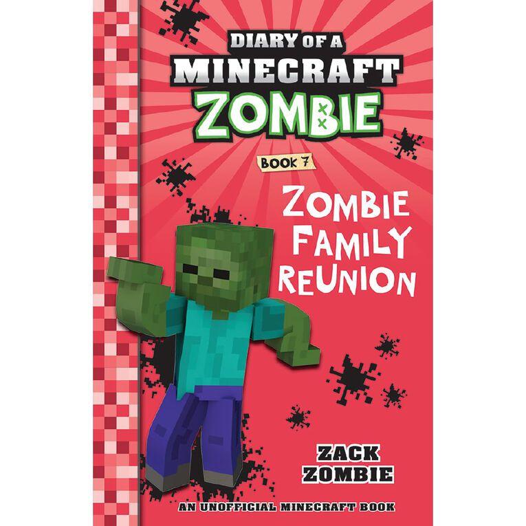 Minecraft Zombie #7 Zombie Family Reunion by Zack Zombie, , hi-res