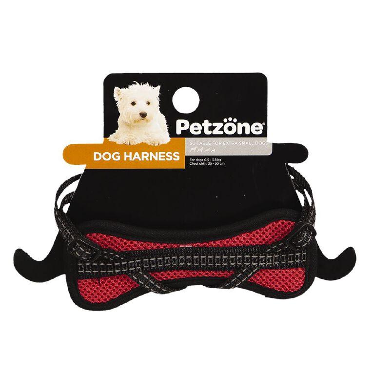 Petzone Dog Harness X Small, , hi-res