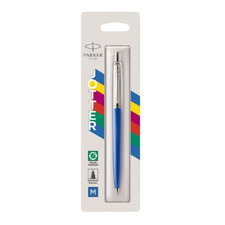 Parker Jotter Originals  Ball Pen Blue, , hi-res