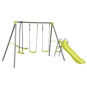 Active Intent Play 4 in 1 Swing Set