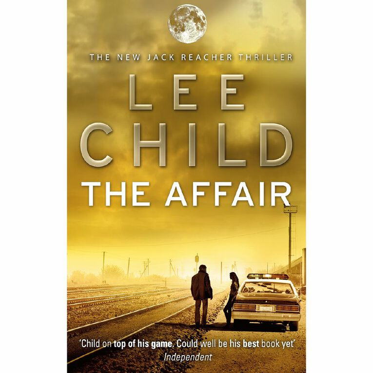 The Affair by Lee Child N/A, , hi-res