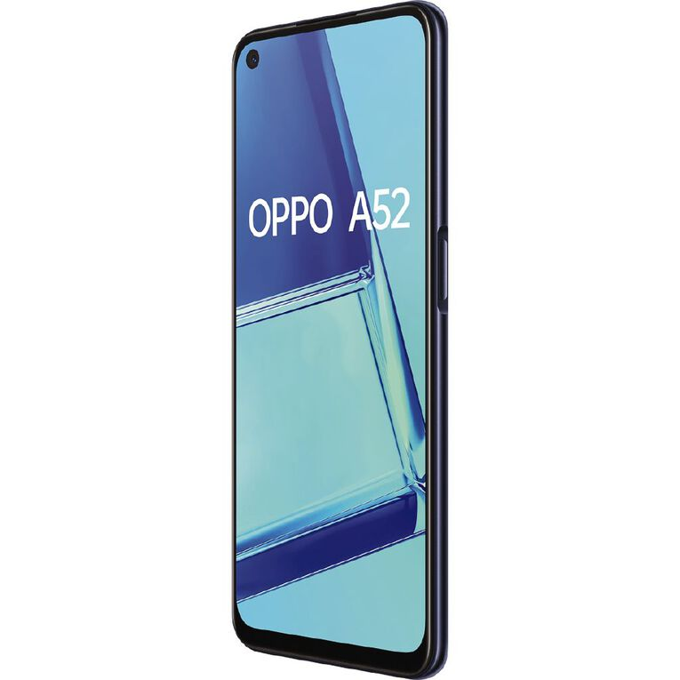 OPPO A52 Twilight Black, , hi-res image number null