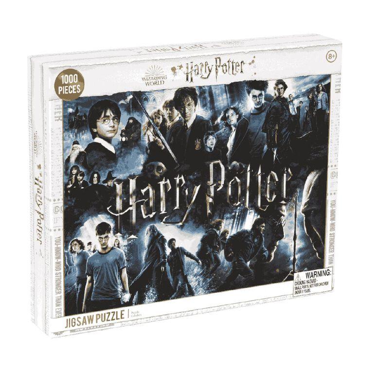 Paladone Harry Potter 1000 Piece Jigsaw Puzzle, , hi-res