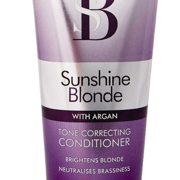 Creightons Sunshine Blonde Tone Correcting Conditioner 200ml, , hi-res