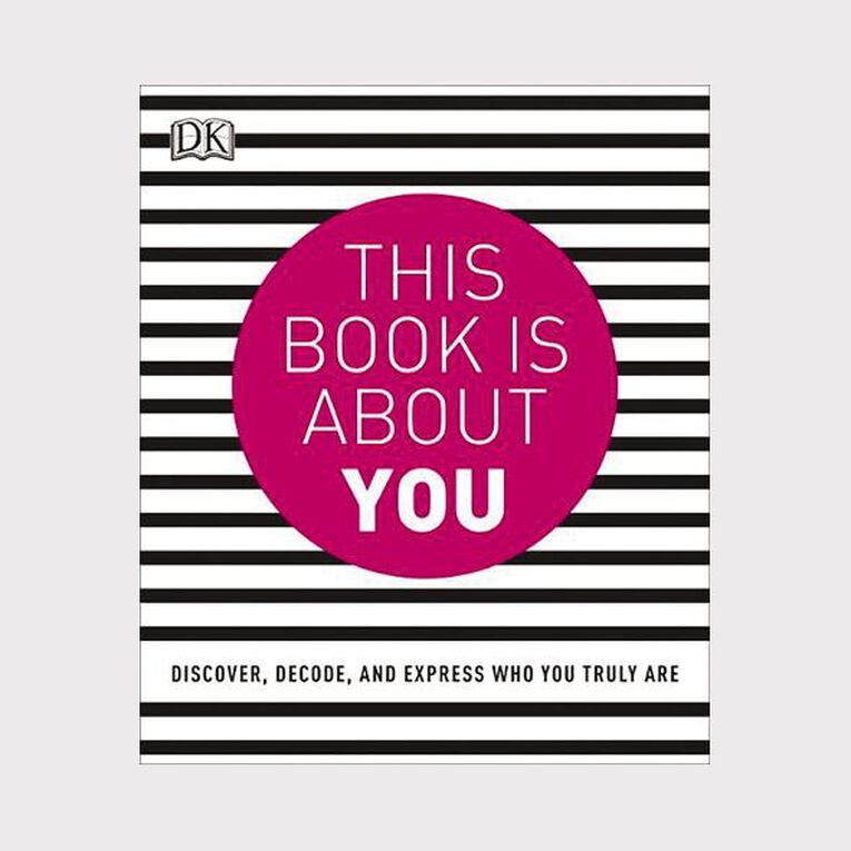 This Book is About You by Allison Singer & Rachel Kempster-Barry, , hi-res