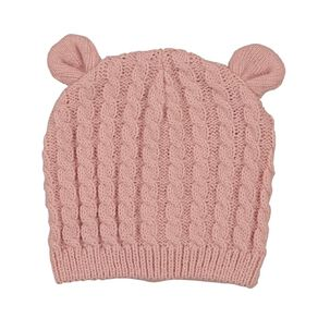 Young Original Infants' Knit Cable Beanie