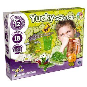 Science4u Yucky Science