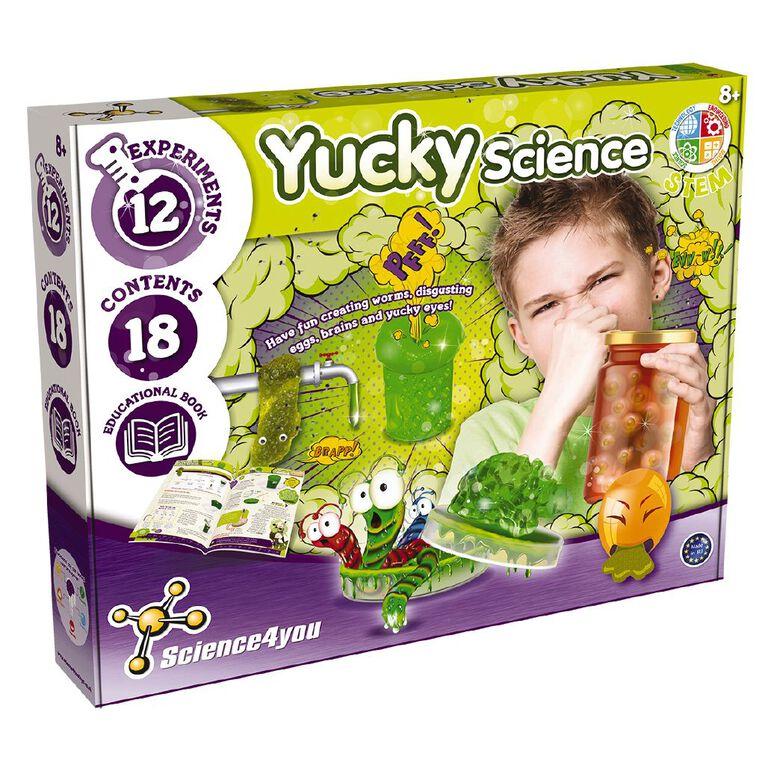Science4u Yucky Science, , hi-res